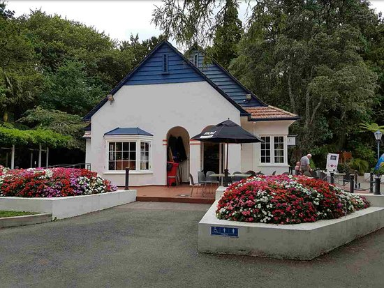 New Plymouth, New Zealand: The Tea House