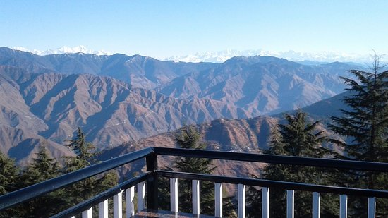 hungry for scenery you got it picture of klick cafe mussoorie