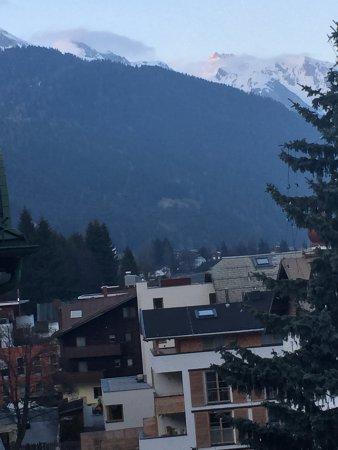 Hotel Schwarzer Adler: view from balcony