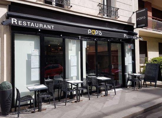Pop S Paris 16e Arr Passy Restaurant Avis Numero De