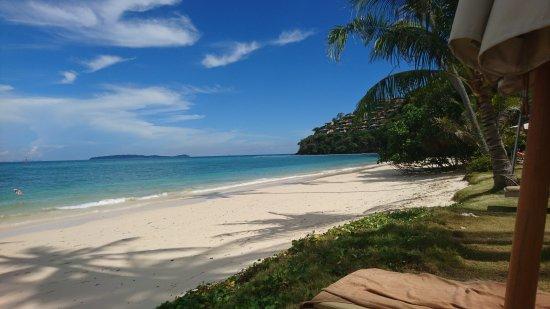 Cape Panwa Hotel: Cape Panwa private beach