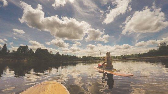 Labelle, Kanada: Plusieurs trajets disponibles