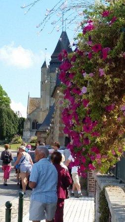 Pacy-sur-Eure, Francia: CFVE, une escale en route