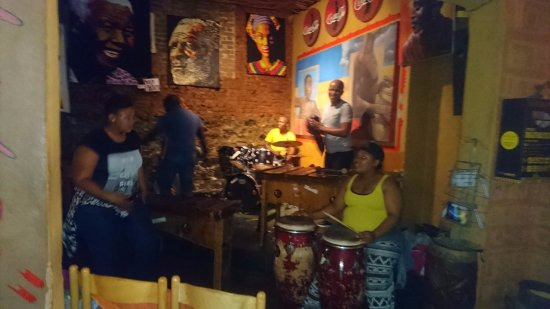 Mama Africa: the band