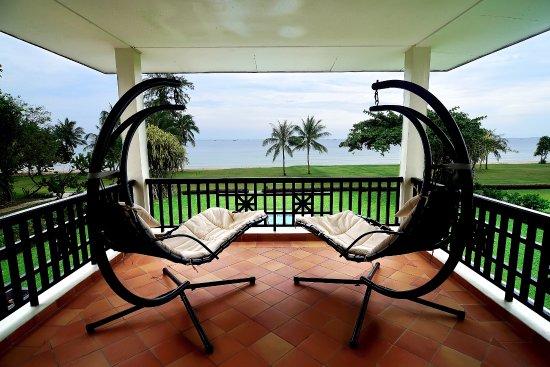 Bintan Lagoon Resort: Angsoka VIlla - Seaview