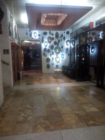 Galil Hotel: холл