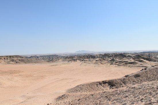 Erongo région, Namibie : Moon Valley
