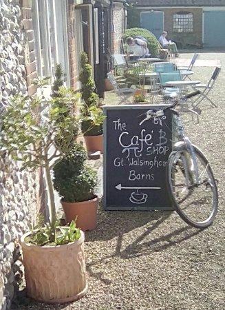 Great Walsingham Barn Cafe