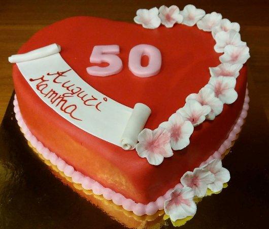 Torta Compleanno Per Mamma.Torte Festa Della Mamma Firenze Torte Di Compleanno Firenze