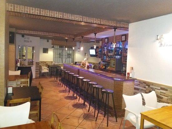 Fuentes de Leon, Spanyol: interior