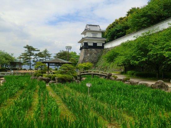 Kushimajo Castle Site