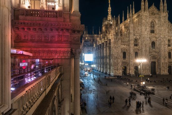 Terrazza duomo 21 - Duomo 21, Milan Traveller Reviews - TripAdvisor