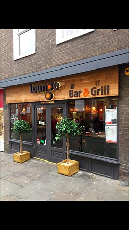 Durham City Centre Location Picture Of Lounge Bar Grill Durham