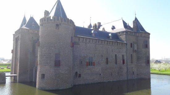 Muiden, The Netherlands: Het kasteel