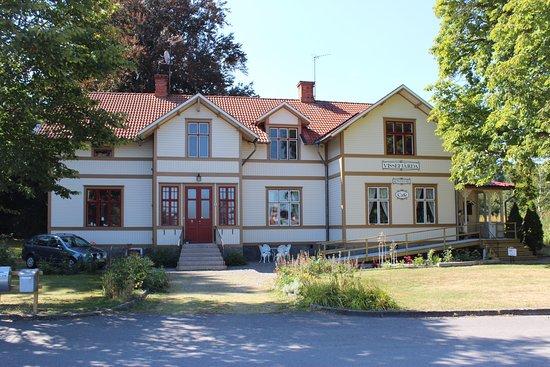 Vissefjarda, Sweden: Vissefjärda Café och Choklad