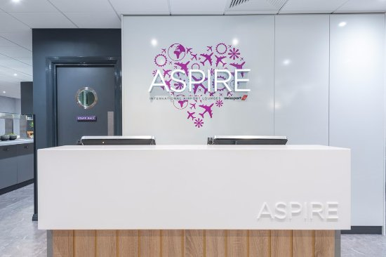 Aspire Airport Lounge - Terminal 2