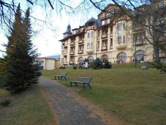 Foto de Grandhotel Stary Smokovec