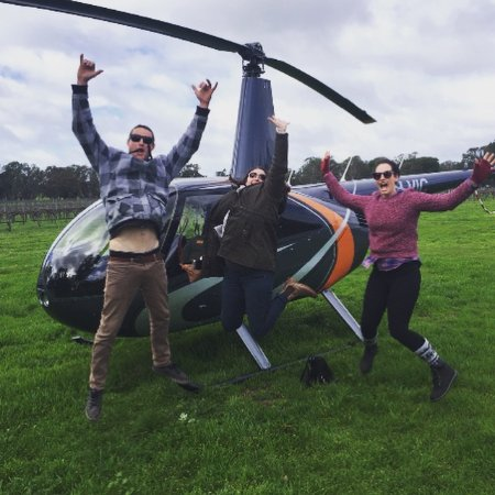 Grampians, Australia: Fun with friends - take a 5, 10 or 15 min flight!