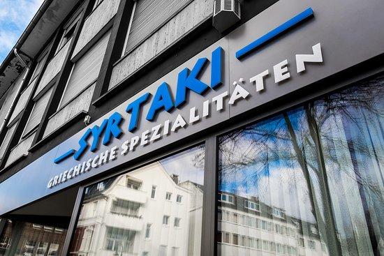 Gutersloh, Alemanha: Restaurant Syrtaki