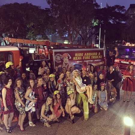 Hens Night Fire4Hire