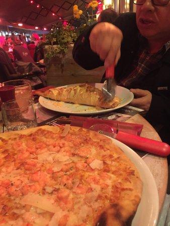 Heerlijke pizza's