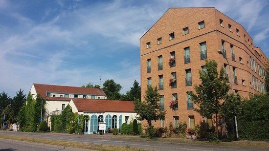 โรงแรมอัลเบอโก เบอร์ลิน