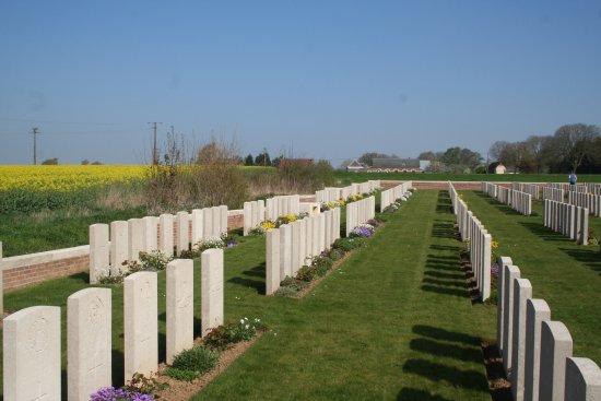 Peronne Road Cemetery