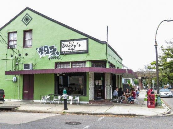 Marvelous Sunday Brunch Buffet Review Of Lil Dizzys Cafe New Interior Design Ideas Gresisoteloinfo