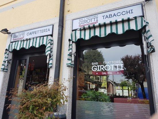 Girotti bareggio ristorante recensioni numero di for Case bareggio