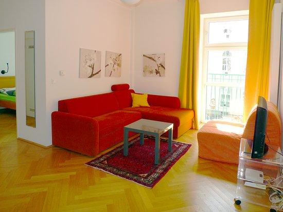 시티 아파트 빈 - 비엔나아파트