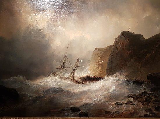 International Maritime Museum: 20170411_133640_large.jpg