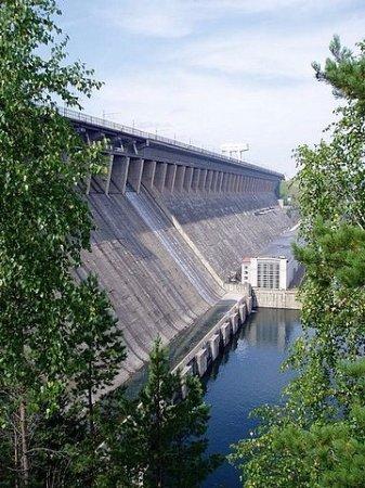 Bratsk, Russia: Братская ГЭС,.г.Братск,Иркутская область