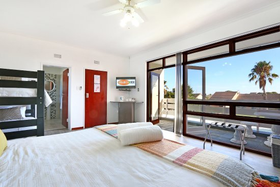 Melkbosstrand, แอฟริกาใต้: Family Room with bunk beds