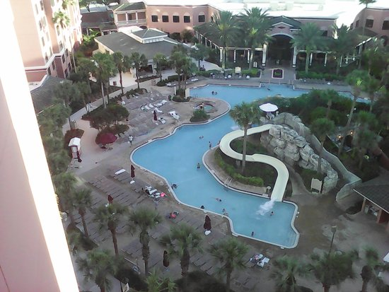 Caribe Royale All Suite Hotel & Convention Center: Poolside