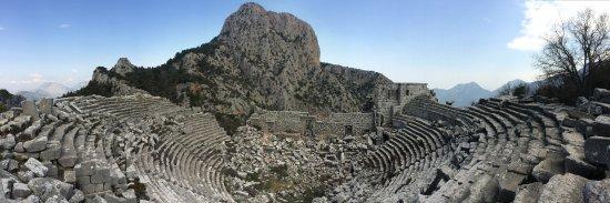Amphitheatre Termessos