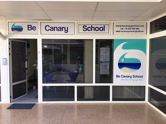 ‪Be Canary School‬