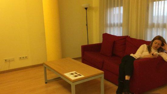 Foto de Apartamentos Aura Park Sud