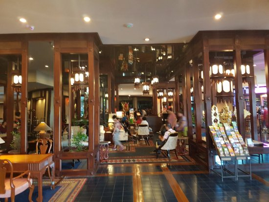 Chiang Mai Orchid Hotel: 편안한 로비 바