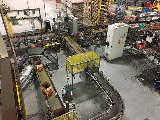 South Burlington, VT: Production of #9 in action