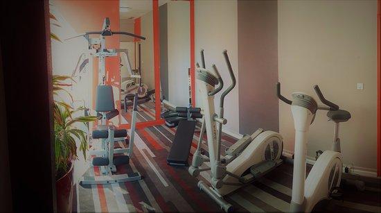 salle de sport photo de ibis ales centre ville al s tripadvisor. Black Bedroom Furniture Sets. Home Design Ideas