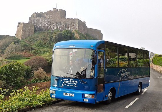 ‪Tantivy Blue Coach Tours‬
