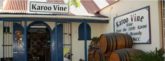 Ladismith, Sudafrica: Karoo Vine