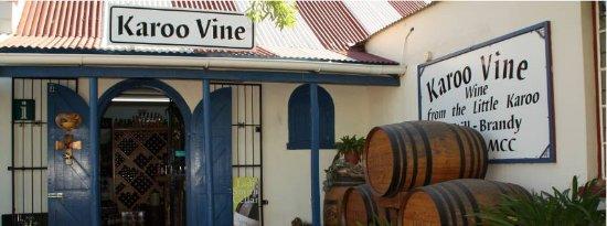 Ladismith, Южная Африка: Karoo Vine