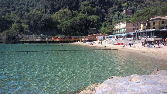 Paraggi, Italia: la baia vista dal lato sinistro