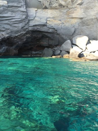 Alex Private Boat Rental: The clearest water I've ever swam in!