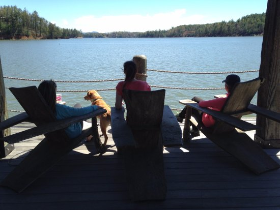 Nebo, NC: Relaxing time at Camp Lake James!