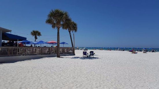market, beach and coquina cafe -- makes for a perfect day