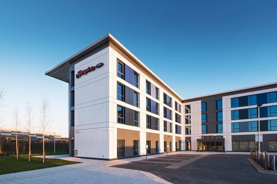 ‪Hampton by Hilton Aberdeen Airport‬