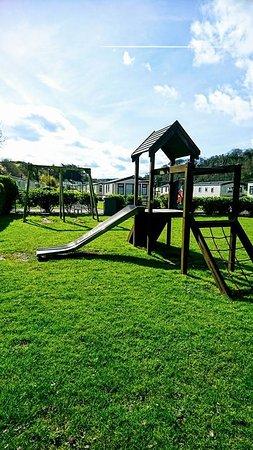 Polzeath, UK: park