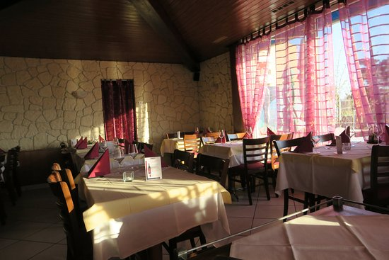 Salle manger photo de restaurant la coccinelle for Salle a manger vilvoorde restaurant